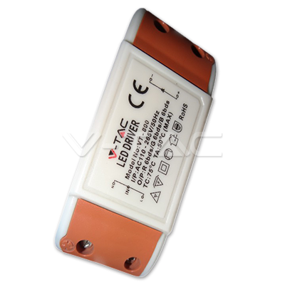 V-Tac 8W Non-Dimmable LED Driver