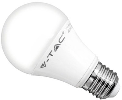 V-Tac 9W A60 Colour Changing LED Bulb