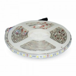 V-Tac IP65 (Indoor & Outdoor Use) 1m LED Strip Warm White High Output 10.8 Watts per Metre