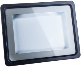 V-Tac Slimline LED Floodlight 1000w Cool White (Dual Voltage 110-240 Volt - Commercial High Lumen)