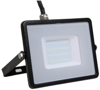 V-Tac Slimline LED Floodlight 30w Daylight (240 Watt Alternative)