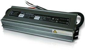 Xalo 300W 24V Sealed Case Waterproof Power Supply (12.5A)