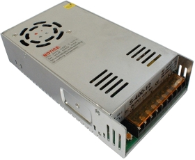 Xalo High Power 400W 24V Open Chassis Power Supply (16.6A)