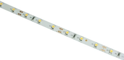 XaloLED 5M 4.8W/M Dimmable 24V Medium Density Warm White LED Strip IP65 Epoxy