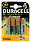 This is a Duracell AA Size Batteries