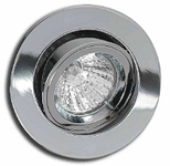 This is a light fitting that has a diameter of 95 mm and takes a 2 Pin light bulb produced by Aurora