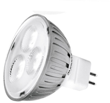 This is a 5 W GX5.3/GU5.3 Reflector/Spotlight bulb that produces a Cool White (840) light which can be used in domestic and commercial applications