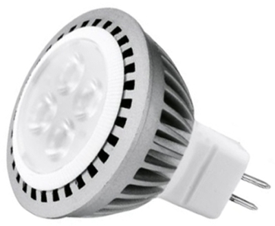 This is a 7 W GX5.3/GU5.3 Reflector/Spotlight bulb that produces a Cool White (840) light which can be used in domestic and commercial applications