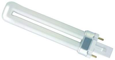 This is a 7 W G23 Multi Tube bulb that produces a White (835) light which can be used in domestic and commercial applications