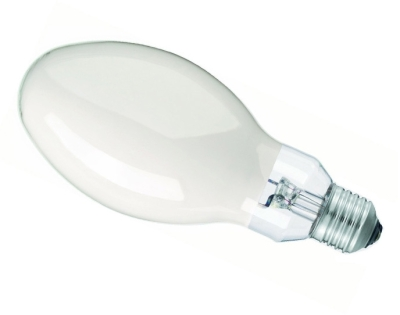 This is a 100W 26-27mm ES/E27 Eliptical bulb that produces a Warm White (830) light which can be used in domestic and commercial applications