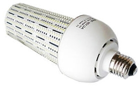 This is a 30 W 26-27mm ES/E27 Special bulb that produces a Daylight (860/865) light which can be used in domestic and commercial applications
