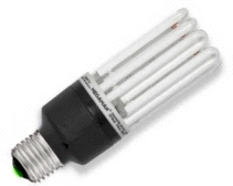 This is a 80W 39-40mm GES/E40 Clusterlite bulb that produces a Warm White (830) light which can be used in domestic and commercial applications
