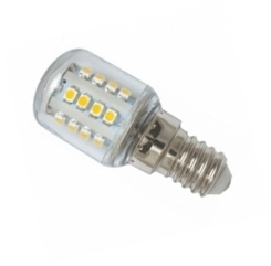 This is a 1.5 W Capsule bulb that produces a Warm White (830) light which can be used in domestic and commercial applications