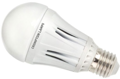 This is a 10 W 26-27mm ES/E27 Standard GLS bulb that produces a Warm White (830) light which can be used in domestic and commercial applications