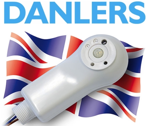 Shop BLT's Expanded Range of Danlers Light Controls and PIR Switches