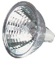 This is a 300W GY5.3 Reflector/Spotlight bulb which can be used in domestic and commercial applications