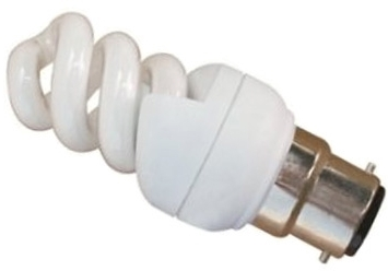 This is a 18W 22mm Ba22d/BC bulb that produces a Yellow light which can be used in domestic and commercial applications