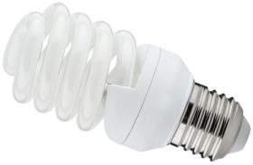 This is a 85W 26-27mm ES/E27 Spiral bulb that produces a Warm White (830) light which can be used in domestic and commercial applications