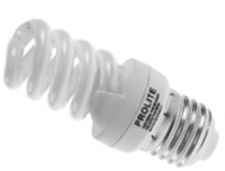 This is a 11W 26-27mm ES/E27 Spiral bulb that produces a Warm White (830) light which can be used in domestic and commercial applications