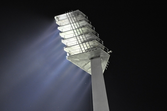 BLT Direct Builds on Commercial Inventory with Metal Halide Flood Lights