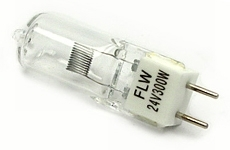 This is a 300W G6.35/GY6.35 (6.35mm Apart) Capsule bulb which can be used in domestic and commercial applications