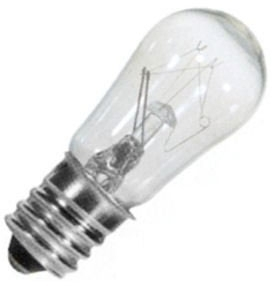 This is a 2.4W 12mm E12 Miniature bulb that produces a Warm White (830) light which can be used in domestic and commercial applications