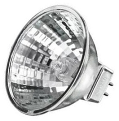 This is a 71 W GX5.3/GU5.3 Reflector/Spotlight bulb that produces a Warm White (830) light which can be used in domestic and commercial applications