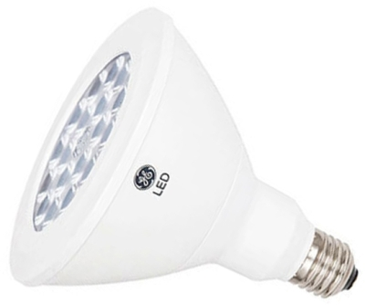 This is a 12 W 26-27mm ES/E27 Reflector/Spotlight bulb that produces a Very Warm White (827) light which can be used in domestic and commercial applications