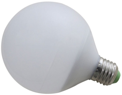 This is a 15 W 26-27mm ES/E27 Globe bulb that produces a Warm White (830) light which can be used in domestic and commercial applications