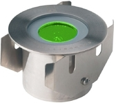 This is a 1W bulb that produces a Green light which can be used in domestic and commercial applications