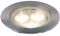 This is a 3W bulb that produces a Warm White (830) light which can be used in domestic and commercial applications
