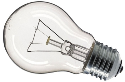This is a 60W bulb that produces a Clear light which can be used in domestic and commercial applications