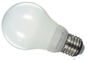 This is a 4.6 W 26-27mm ES/E27 Standard GLS bulb that produces a Warm White (830) light which can be used in domestic and commercial applications
