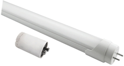 This is a 25 W G13 T8 Linear (26mm Dia) bulb that produces a Daylight (860/865) light which can be used in domestic and commercial applications