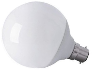 This is a 20W 22mm Ba22d/BC Globe bulb that produces a Daylight (860/865) light which can be used in domestic and commercial applications