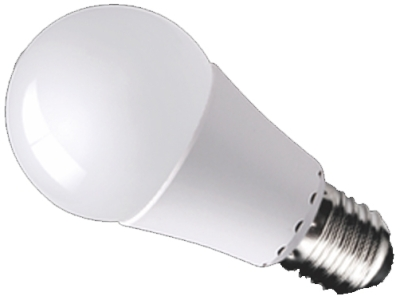 This is a 10 W 26-27mm ES/E27 Standard GLS bulb that produces a Cool White (840) light which can be used in domestic and commercial applications