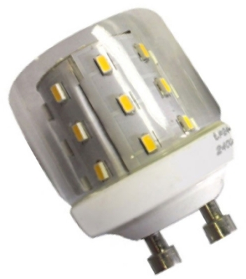 This is a 3W Pygmy bulb that produces a Warm White (830) light which can be used in domestic and commercial applications