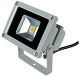This is a 20 W Flood Light bulb that produces a Daylight (860/865) light which can be used in domestic and commercial applications