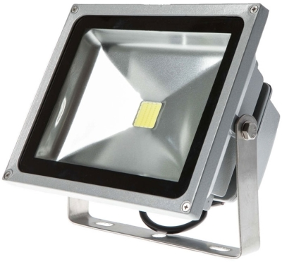 This is a 50 W Flood Light bulb that produces a Daylight (860/865) light which can be used in domestic and commercial applications
