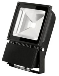 This is a 120 W Flood Light bulb that produces a Daylight (860/865) light which can be used in domestic and commercial applications