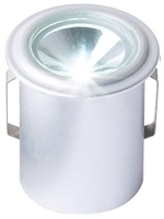 This is a 1.2 W bulb that produces a Amber light which can be used in domestic and commercial applications