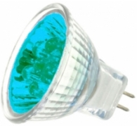 This is a 1W GU4/GZ4 Reflector/Spotlight bulb that produces a Blue light which can be used in domestic and commercial applications