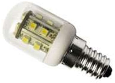 This is a 1.2 W 14mm SES/E14 Pygmy bulb that produces a Warm White (830) light which can be used in domestic and commercial applications