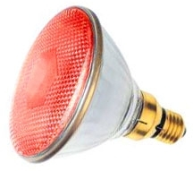 This is a 7.5W 26-27mm ES/E27 Reflector/Spotlight bulb that produces a Red light which can be used in domestic and commercial applications