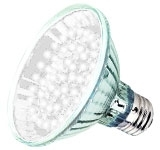 This is a 2.5 W 26-27mm ES/E27 Reflector/Spotlight bulb that produces a White (835) light which can be used in domestic and commercial applications