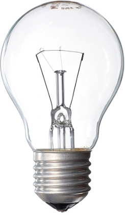 Why do light bulbs 'go'?