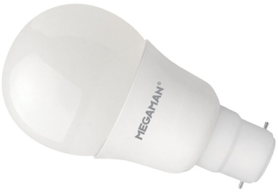 This is a 10.5 W 22mm Ba22d/BC Standard GLS bulb that produces a Warm White (830) light which can be used in domestic and commercial applications