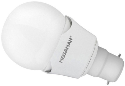 This is a 8 W 22mm Ba22d/BC Standard GLS bulb that produces a Warm White (830) light which can be used in domestic and commercial applications