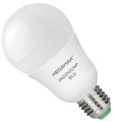 This is a 11 W 26-27mm ES/E27 Standard GLS bulb that produces a Warm White (830) light which can be used in domestic and commercial applications