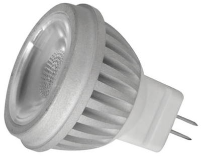 This is a 4 W GU4/GZ4 Reflector/Spotlight bulb that produces a Warm White (830) light which can be used in domestic and commercial applications